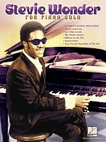 "HL00308804 - Stevie Wonder: Piano Solo - книга: Стиви Уондер - ""Соло на фортепиано"", 48 страниц, язык - английский"