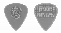PLANET WAVES 1NFX6-25 Медиаторы Nylflex, Heavy 1.0мм, 25 штук в упаковке