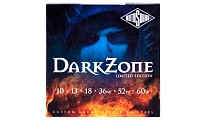 ROTOSOUND Dark Zone Limited Edition , струны для электрогитары 10-60