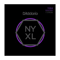 D'ADDARIO NYXL1164 Medium Tension, 11-64 Струны для 7-ми струнной электрогитары