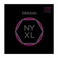 D'ADDARIO NYXL0980, Light, 09-80 Струны для 8-струнной электрогитары