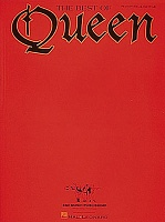 HL00308244 - The Best Of Queen (PVG) - книга: Queen: Лучшее, 64 страницы, язык - английский