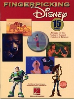 HL00699711 - FINGERPICKING DISNEY GTR