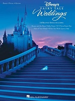 HL00313588 - DISNEY'S FAIRY TALE WEDDINGS PIANO VOCAL GUITAR BOOK