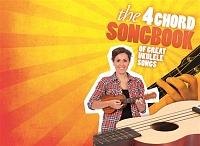 HLE90004717 - The 4 Chord Songbook Of Great Ukulele Songs