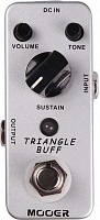 Mooer Triangle Buff  мини-педаль Fuzz