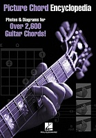 HL00695687 - PICTURE CHORD ENCYCLOPEDIA GTR  Книга