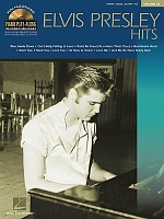 HL00311230 - Piano Play-Along Volume 35: Elvis Presley Hits - книга: Играй на фортепианно один: Элвис, 32 страниц, язык - английский
