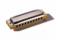 HOHNER Blues Harp 532/20 MS F# (M533076)  губная гармоника - Richter Modular System (MS)