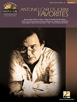 HL00311919 - Piano Play-Along Volume 84: Antonio Carlos Jobim - книга: Играй на фортепианно один: Антони Карлос Джобим, 32 страницы, язык - английский