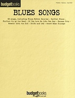 HL00311499 - BUDGET BOOKS BLUES SONGS PVG SONGBOOK BK