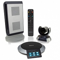 LifeSize 1000-000R-1151  LifeSize Room 220 - Camera 10x - Phone 2nd Generation - Кодек FULL HD 1080p, MCU 8 портов - NON-AES