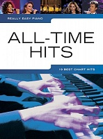HLE90004750 - Really Easy Piano: All-Time Hits - книга: Действительно легкое фортепьяно: Хиты всех времен, 48 страниц, язык - английский